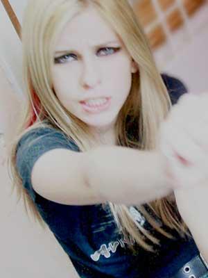 Sósia Avril Lavigne