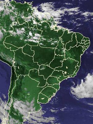 Imagem de satélite 21/05