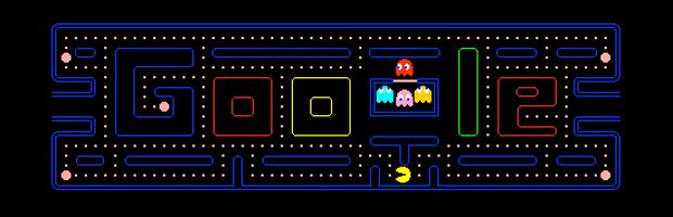 Doodle Pac-Man