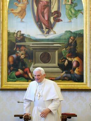 Papa Bento XVI.