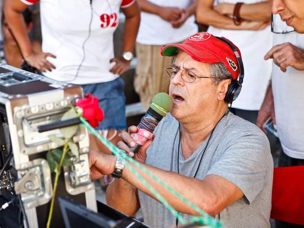 Marcos Paulo faz sua estreia no cinema (Foto: Divulgação)