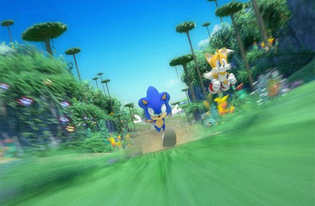 Assim como 'Sonic 4', Sonic Colours nova aventura do ouriço deve chegar às lojas no fim do ano.