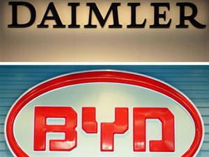 BYD e Daimler