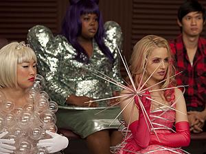 Nesta semana, Lady Gaga foi homenageada na série musical