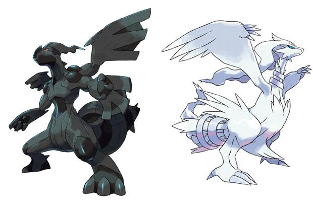 Novos Pokémons Lendários