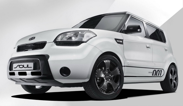 Kia Soul Edition Irmscher 001