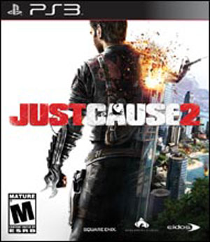 capa Just cause 2