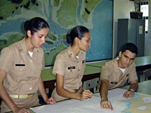 Sala de Navegação da Marinha Mercante