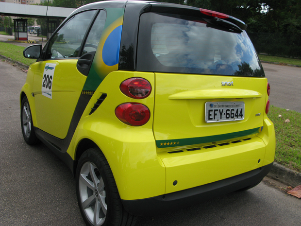 Smart fortwo Brazilian Edition