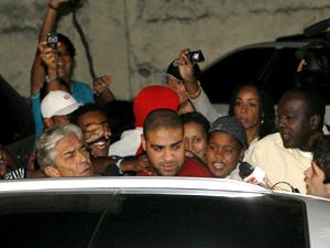 Adriano negou que tenha repassado dinheiro ao traficante  Fabiano Atanásio da Silva, o