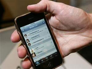Hackers visam smartphones.