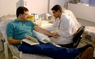 Doadores de sangue (BDBR)