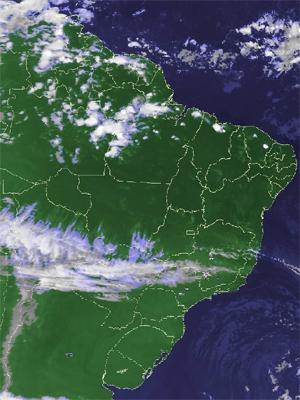satélite Cptec