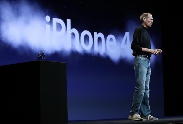 iPhone 4 nuvem