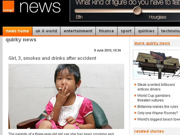 Como fumar para deixar de fumar