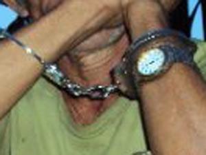 Pescador foi preso em flagrante e deve ser indiciado por pelo menos cinco crimes