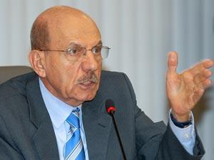 O ministro-chefe da CGU, Jorge Hage, em maio de 2010