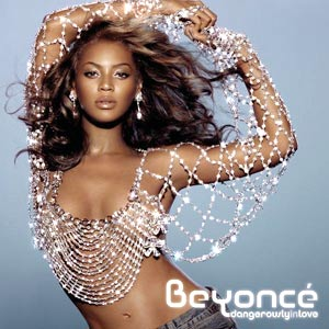 Capa de 'Dangerously in love', de Beyoncé