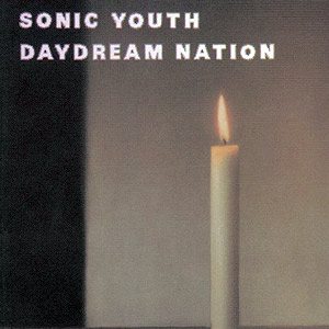 Capa de 'Daydream nation', do Sonic Youth