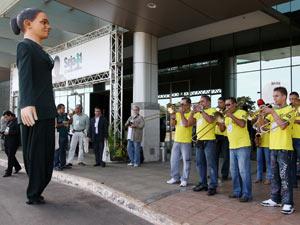 Convenção nacional do PV em Brasília
