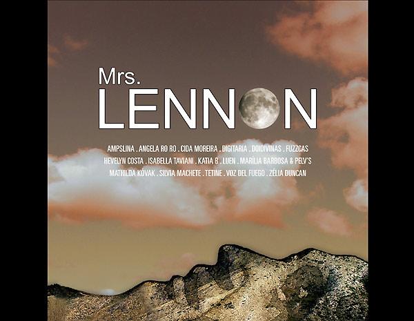 Capa de 'Mrs. Lennon'