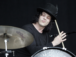 Jack White, a frente do The Dead Wather