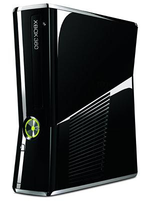 Xbox 360 fica mais fino