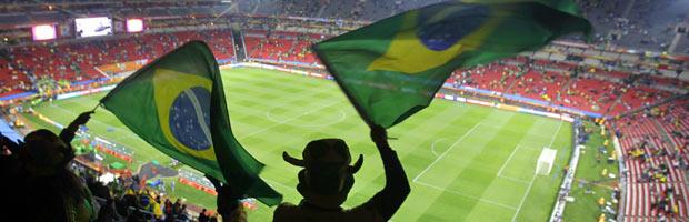 Brasil estreia na Copa; assista ao vivo (Brasil estreia na Copa;  assista ao vivo (AP))