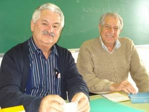 jordão e professor fauze