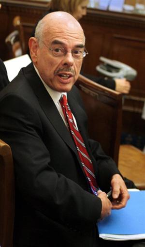 O parlamentar americano Henry Waxman