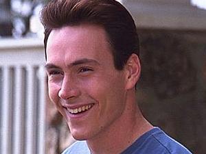O ator Chris Klein, de dois filmes da franquia cômica 'American pie'.