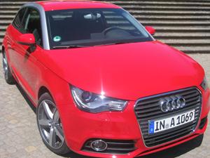 Audi A1 mira os jovens