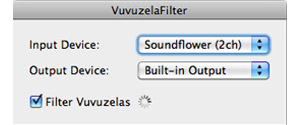 Filtro para vuvuzelas Mac 03