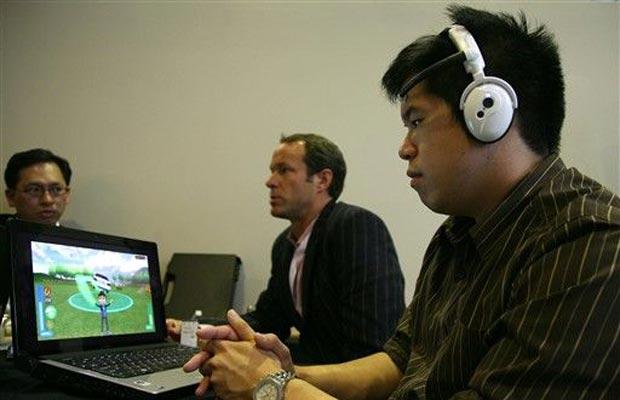 Força do pensamento controla game apresentado na E3