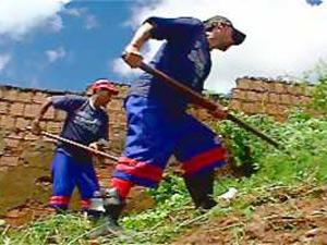 Presos puderam trabalhar na rua sob fiscalização eletrônica em Guarabira (PB)