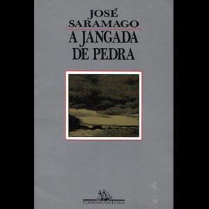 'Jangada de pedra', de José Saramago.