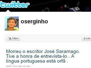Saramago Serginho