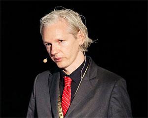 """O enigmático fundador da Wikileaks, Julian Assange, cancelou  viagens aos Estados Unidos por """"questões de segurança""""."""