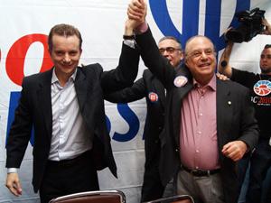 Paulo Maluf e Celso Russomanno
