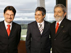 Binho Marques, Jorge Viana e Lula