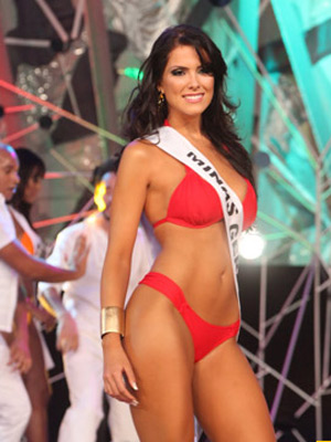 Miss Brasil Dbora
