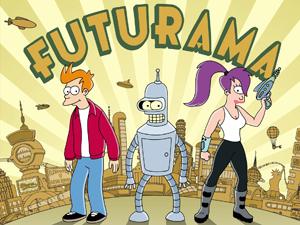 Essa será a 6ª temporada de 'Futurama'