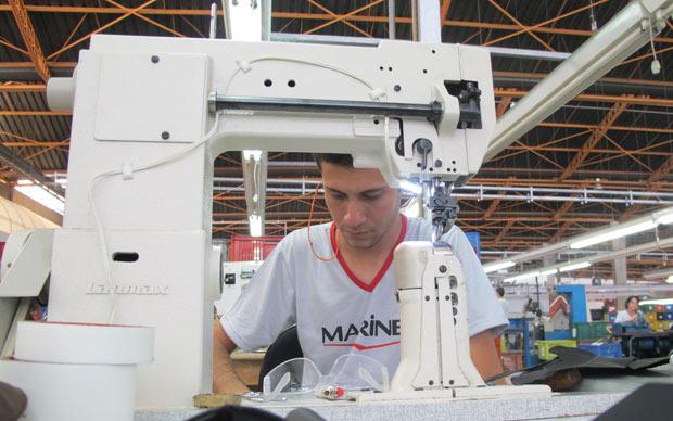 Bruno Maxuel, diz que há emprego, mas é preciso ter experiência na área