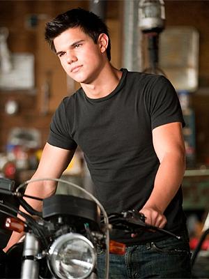 O ator Taylor Lautner, em 'Eclipse'. (Foto: Divulgação)