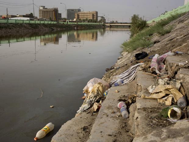 Iraque rio
