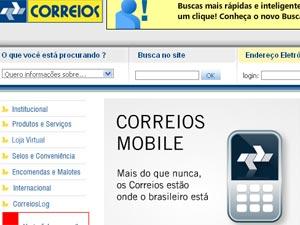 Correios Mobile