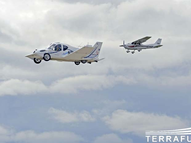 Transition tem autonomia de voo de mais de 700 km