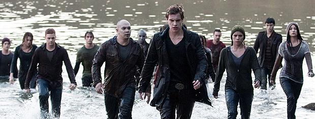 Em 'Eclipse', exército criado pelo vampiro Riley recruta Bree nas ruas de Seattle.