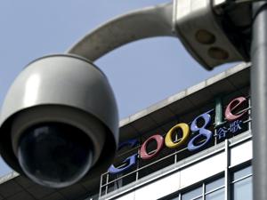 Prédio do Google na China