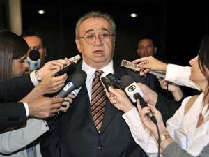 O senador Heráclito Fortes (DEM-PI), em foto de arquivo